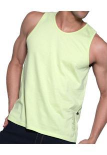 Camiseta Regata Masculina Oitavo Ato Lisa Básica Mescla - Masculino e6860cc9f4f