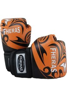 Luva Muay Thai Top Fheras - Unissex