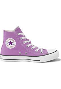 Tênis Converse All Star Chuck Taylor Hi - Feminino-Lilás
