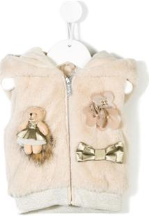 Lapin House Colete 'Teddy' - Neutro