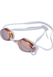 Óculos De Natação Mormaii Flexxxa - Adulto - Branco