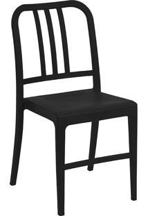Cadeira Para Sala De Jantar 1138-Or Design - Preto