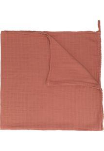 Moumout Cobertor Liso - Rosa