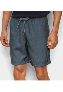 Bermuda Oakley Denim Trunk Masculina - Masculino-Preto