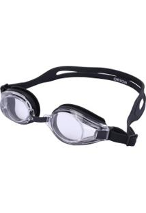 Óculos De Natação Oxer Orion G-8501 - Adulto - Preto