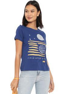 Camiseta Cantão Lua Azul