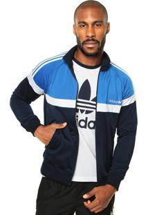 e83589e9c26a3 Jaqueta Adidas Originals Itasca Tt Conavy Azul