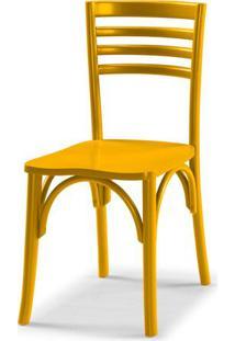 Cadeira Samara Cor Amarelo - 31364 - Sun House