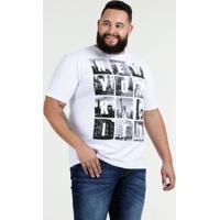 961411e68 Camiseta Masculina Estampa Cidade Nova York Plus Size Eagle Brazil