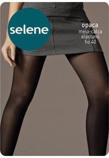 Meia Calça Feminina Selene Fio 40