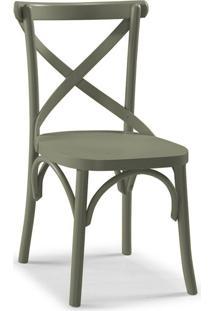 Cadeira De Jantar X Cinza