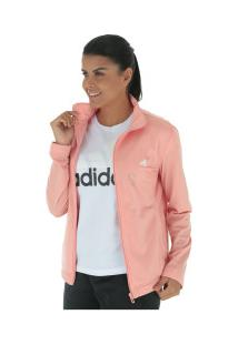 Agasalho Adidas Ess Ep - Feminino - Rosa Cla Preto af7e1eaee550f