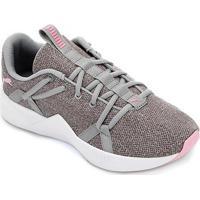 7d22a987abab2 Netshoes. Tênis Puma Incite Knit Feminino ...
