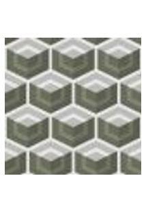 Papel De Parede Adesivo Decoração 53X10Cm Cinza -W22540