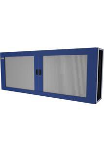 Armário Para Ferramentas Sanfonado Azul 44953208 Tramontina