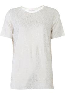 Camiseta Lez A Lez Ouro Off-White