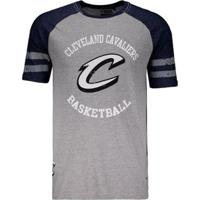 84a6a740ea6 Camiseta Mitchell   Ness Nba Cleveland Cavaliers Masculina - Masculino