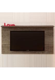 Painel Para Tv Até 50 Polegadas Slim Canela - Artely