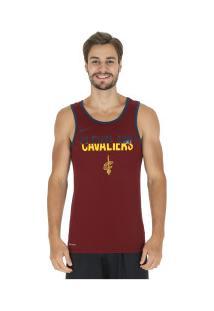 Camiseta Regata Nike Nba Cleveland Cavaliers Logo - Masculina - Vermelho