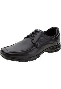 Sapato Masculino Social Mini Floater Talk Flex - 9000 Preto 02 38