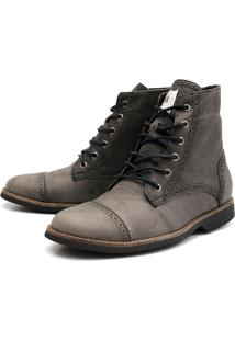 Bota London Fóssil Chumbo