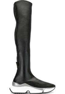 Karl Lagerfeld Bota Aventur - Preto