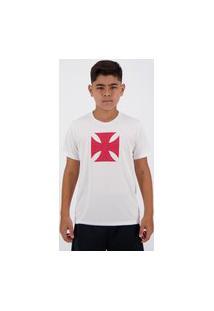 Camisa Vasco First Infantil Branca