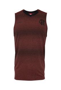 Camiseta Regata Do Flamengo Enigma 19 - Masculina - Vinho