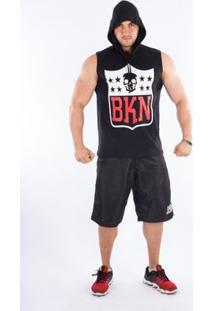 Regata Império Fitness Com Capuz Masculina - Masculino