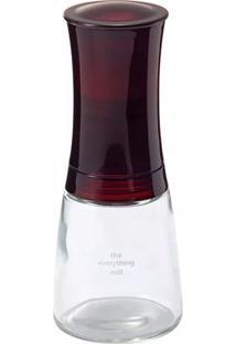 Moedor De Sal E Pimenta Universal Kyocera Vermelho - 12136