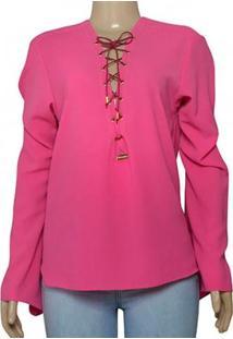 Blusa Fem Moikana 191112 Pink