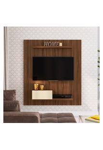 Painel Para Tv Até 46 Pol Criando Mobilia Pa01 Com 1 Porta
