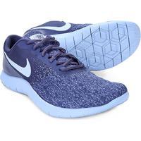 aca908a7e18 Tênis Nike Flex Contact Feminino - Feminino-Azul+Roxo