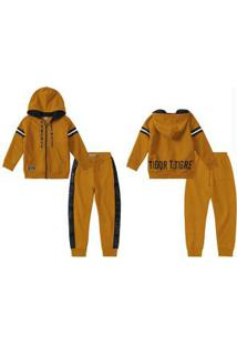 Conjunto Amarelo Menino