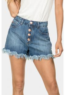 Shorts Hot Pant Califórnia Jeans - Lez A Lez