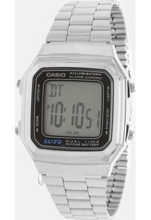 Relógio Unissex Casio Vintage La680Wa 1Bdf Digital