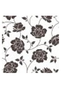 Papel De Parede Adesivo - Flores - Rosas - 912Ppf