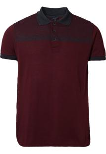 Camisa Polo Refined