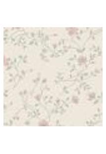Papel De Parede Autocolante Rolo 0,58 X 3M Floral 93966193
