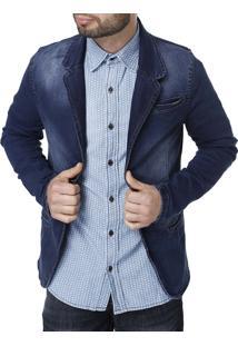 Casaco Jeans Bivik Azul