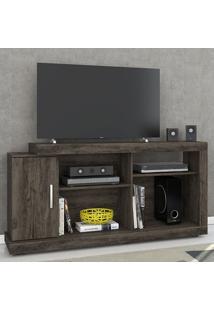 Rack Para Tv 1 Porta Miguel 384025 Vulcano - Madetec