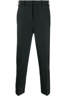 Neil Barrett Classic Tailored Trousers - Preto