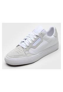 Tênis Adidas Originals Continental Vulc Branco