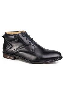 Sapato Confort Light Rafarillo Masculino Couro Conforto Marrom 37 Preto