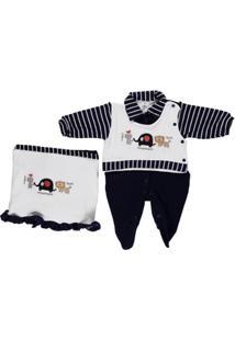 Enxoval Infantil Para Bebê Menino - Masculino