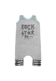 Pijama Regata Comfy Rock Star