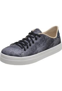 Slippers Estampa Jeans Stefanello Tor02 Cinza