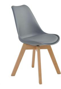 Cadeira Leda Cinza