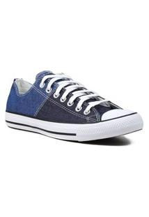 Tênis Masculino Jeans Converse All Star Chuck Taylor Converse Azul