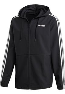 Jaqueta Adidas E 3S Wb Wvn Preto